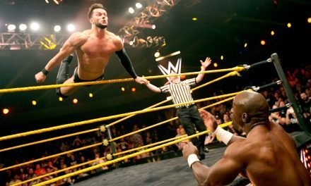 WWE NXT (November 4) Review: Apollo Crews vs. Finn Balor