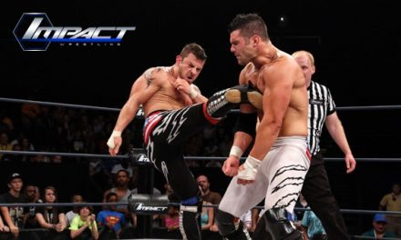 Impact Wrestling (November 5) Review