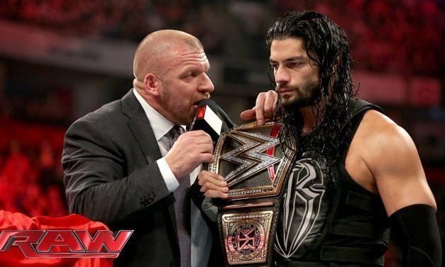 WWE Raw (November 10) Review: WWE World Heavyweight Championship Tourney Begins!