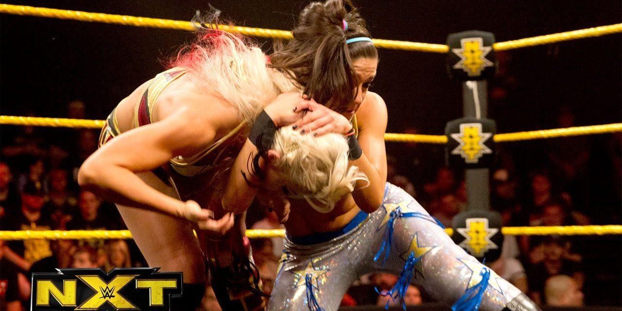 WWE NXT (November 18) Review: Bayley vs. Alexa Bliss