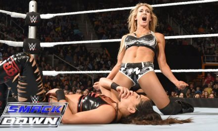 WWE SmackDown (November 19) Review