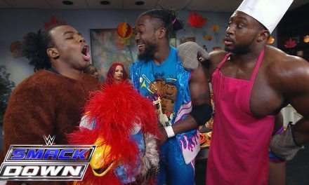 WWE SmackDown (November 26) Review: Thanksgiving Edition