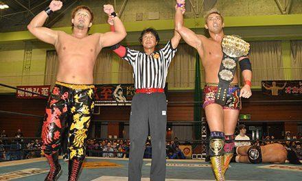 NJPW World Tag League 2015 – Night 2 (November 22) Review