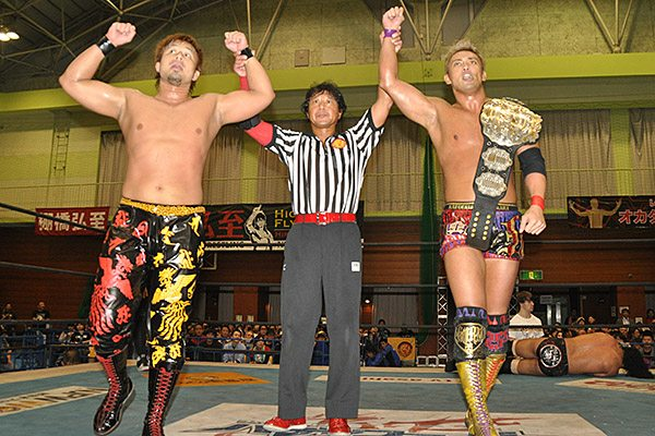 NJPW World Tag League 2015 – Night 2 (November 22) Review