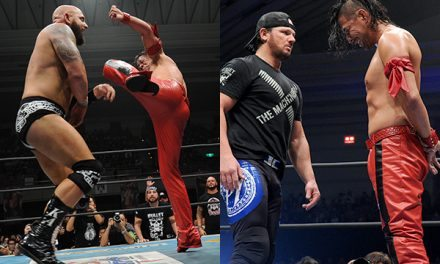 NJPW Power Struggle 2015 Review