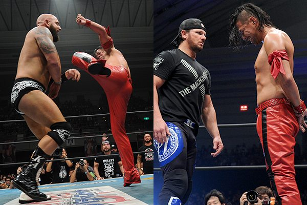 NJPW Power Struggle 2015 Review