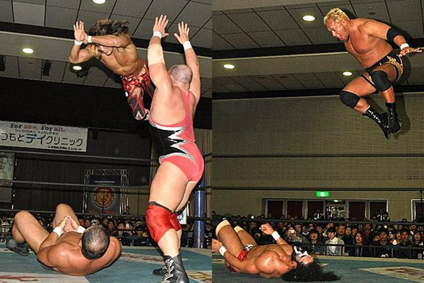 NJPW World Tag League 2015: Night 7 (November 29) Review