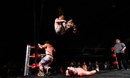 Ring of Honor (Episode 220) Review:  The Young Bucks vs. The Briscoes