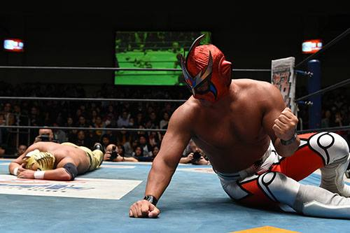 NJPW Road to Tokyo Dome (December 18) Review