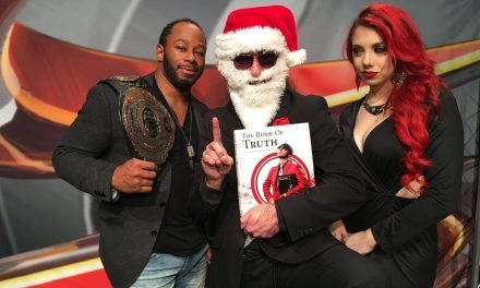 Ring of Honor (Episode 222): Team Lethal vs. Team Strong