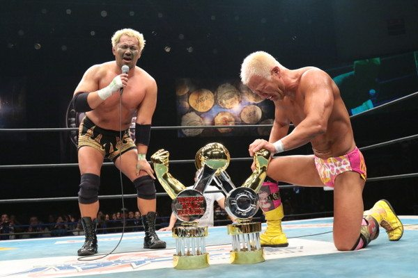 NJPW World Tag League 2015 – Finals (December 9) Review