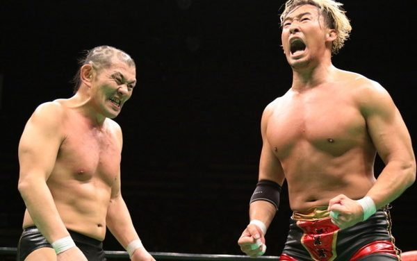 Pro Wrestling NOAH Destiny 2015 (December 23) Review