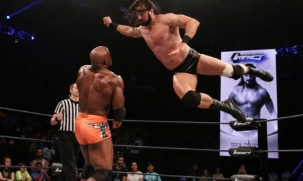 Impact Wrestling (December 2) Review: TNA World Title Series Round of 16