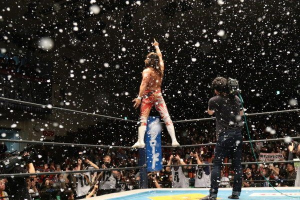 NJPW Road to Tokyo Dome (December 19) Review