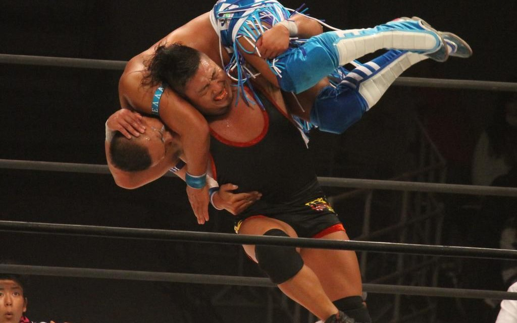 Dragon Gate Final Gate 2015 (December 27) Review
