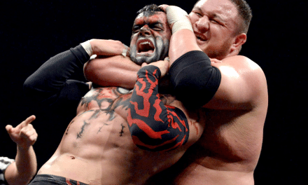 NXT Takeover: London Review (December 16): Finn Balor vs Samoa Joe