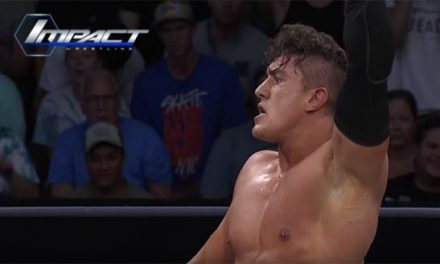 Impact Wrestling (December 9) Review