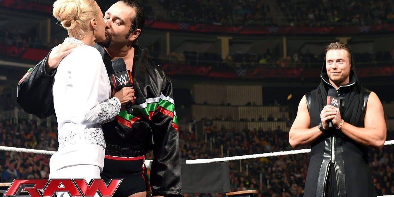WWE Monday Night RAW (November 30) Review