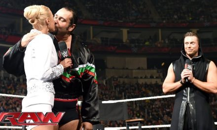 WWE Monday Night RAW (November 30) Review