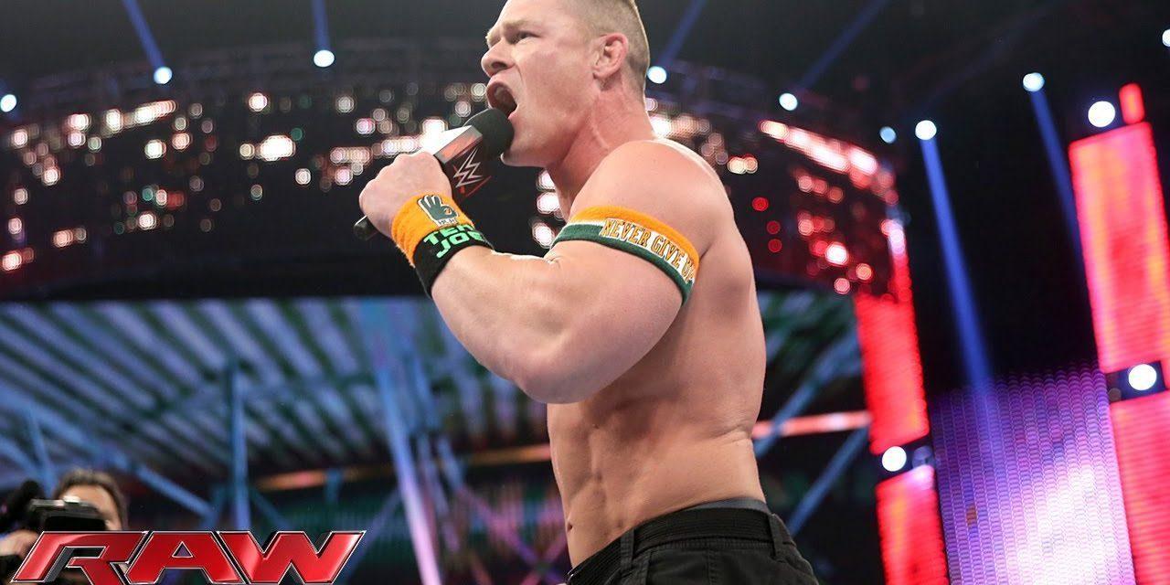 5 Greatest Moments from John Cena's Career