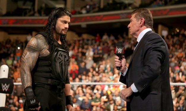 The Reign of Vince McMahon