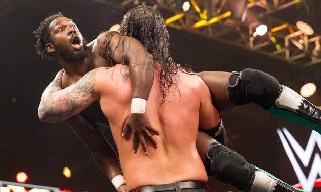 WWE NXT (January 20) Review: The Road to Sami vs. Corbin vs. Joe