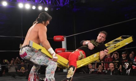 Ring of Honor TV (Episode 226): Young Bucks vs. reDRagon vs. The Kingdom