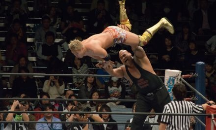 NJPW on AXS TV (January 15) Review: Okada vs. Fale