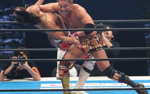 The Power of Kazuchika Okada's Rainmaker