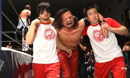 New Japan Purocast – New Year Dash Review, Nakamura & more!