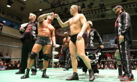 Pro Wrestling NOAH Great Voyage 2016 in Yokohama (January 31) Preview