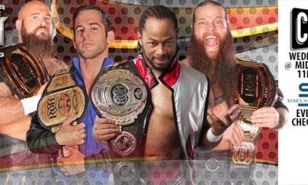 Ring of Honor (Episode 231): The Briscoes vs. ACH & Alex Shelley