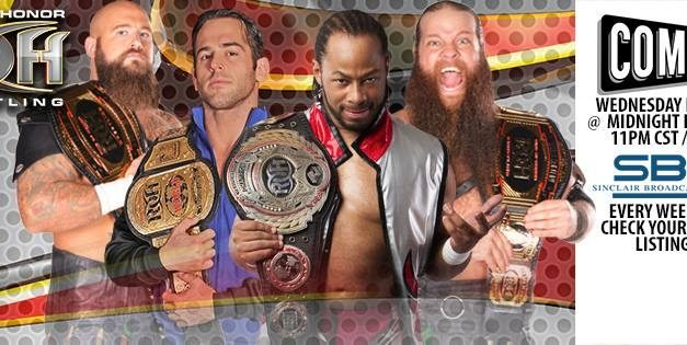 Ring of Honor TV (Episode 245) Results & Review