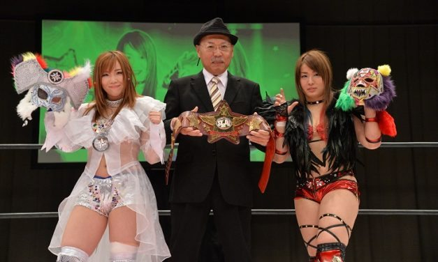 Stardom 5th Anniversary (January 17) Review