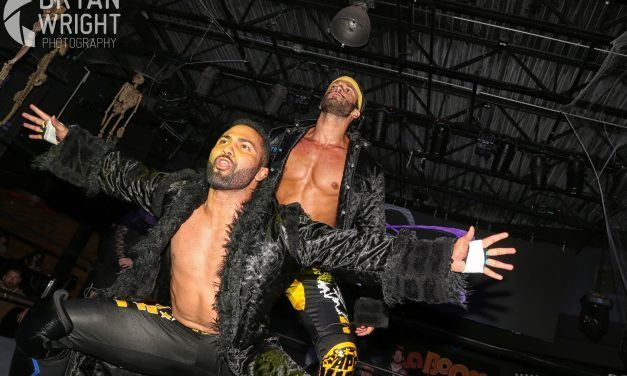 EVOLVE 54 (January 23) Review
