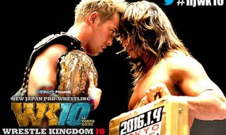 NJPW Highs & Lows: Wrestle Kingdom 10 and New Year DASH!