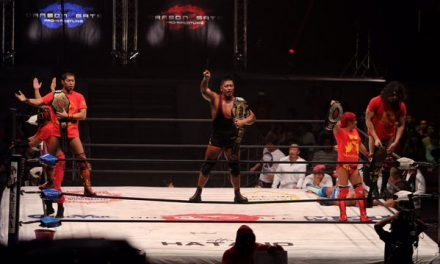 Dragon Gate 101 – The Units