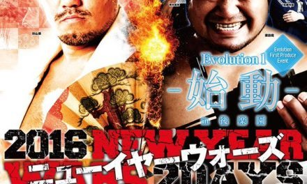 AJPW 2016 New Year Wars – Night 1 (January 2) Review
