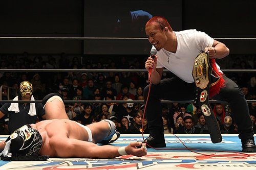 NJPW/CMLL FantasticaMania: Night 5 (January 23) Review