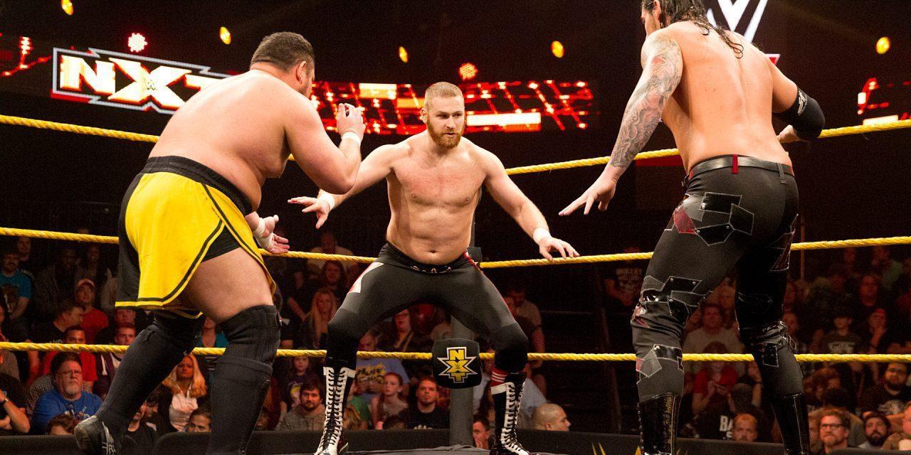 WWE NXT (January 27) Review: Sami vs. Corbin vs. Joe