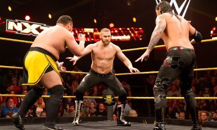 WWE NXT (January 27) Review: Sami vs. Corbin vs. Joe