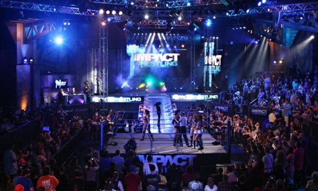 My Relationship With Impact Wrestling