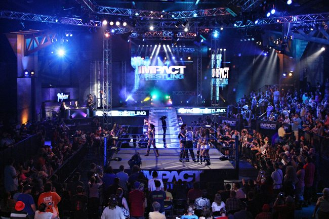 TNA/Impact Wrestling Turns 15: Garrett Kidney & Jeremy Borash Interview