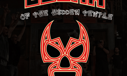 Lucha Of The Hidden Temple: Ultima Lucha Tres Has Begun