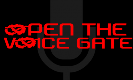 Open the Voice Gate #34: Painting it R.E.D.