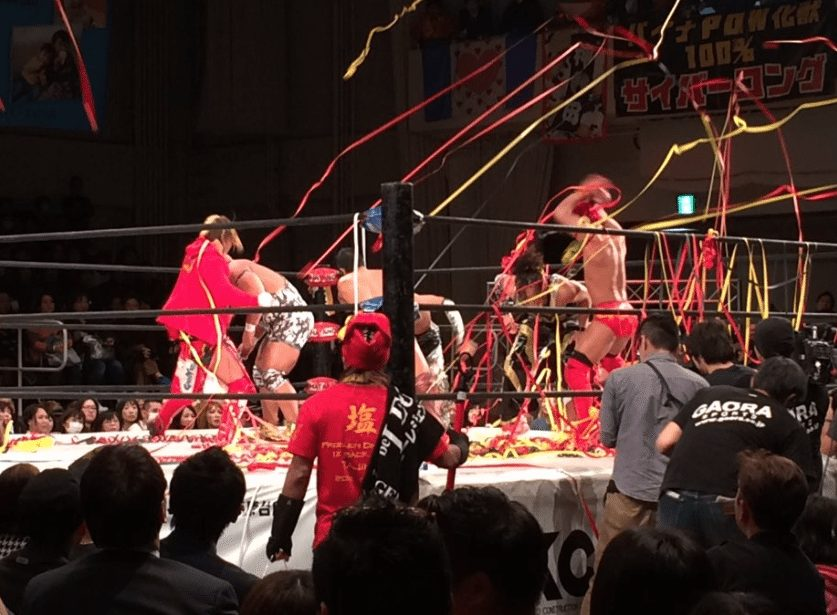 "Dragon Gate ""Open the New Year Gate"" (January 13) Review"