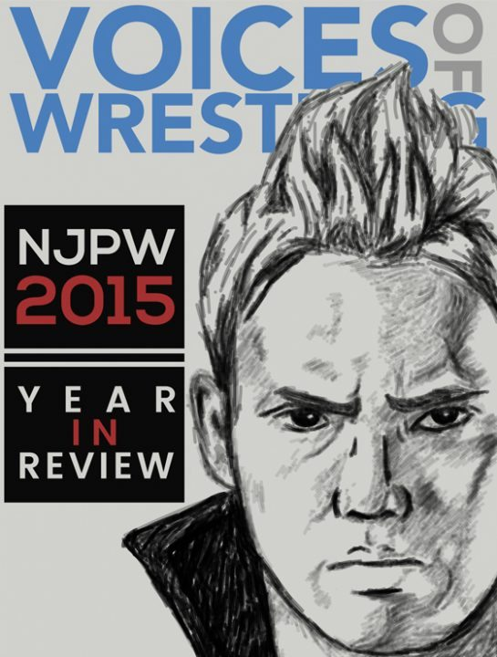 VoicesofWrestling.com - NJPW 2015 Year in Review eBook