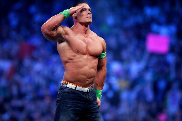 Why Feuding with John Cena is a Momentum Killer For Many