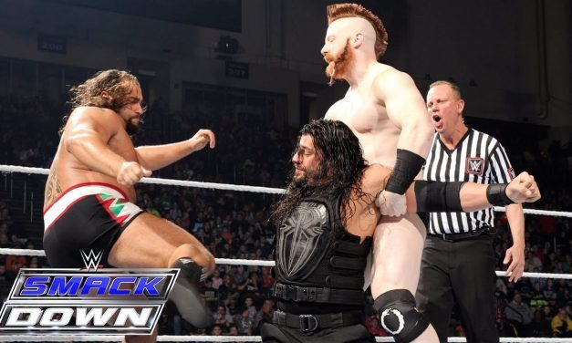 WWE SmackDown (January 21) Review