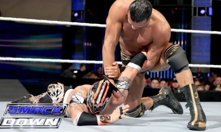 WWE SmackDown (January 14) Review